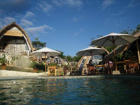 Milo's Home Jimbaran Bali Pool