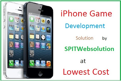 iPhone Game Development - SPITWebsolution