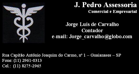 J. Pedro Assessoria Comercial e Empresarial