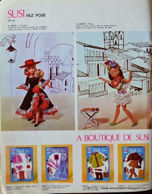 Catálogo 1971 Susi