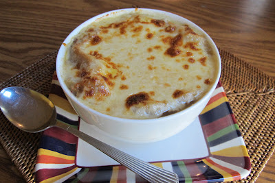 Recipe: Kim chi French onion soup