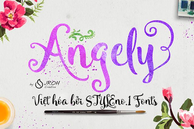 [Script] Angely Việt hóa