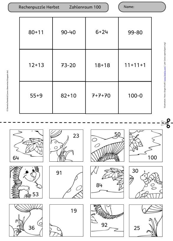 Lernblätter Mathe