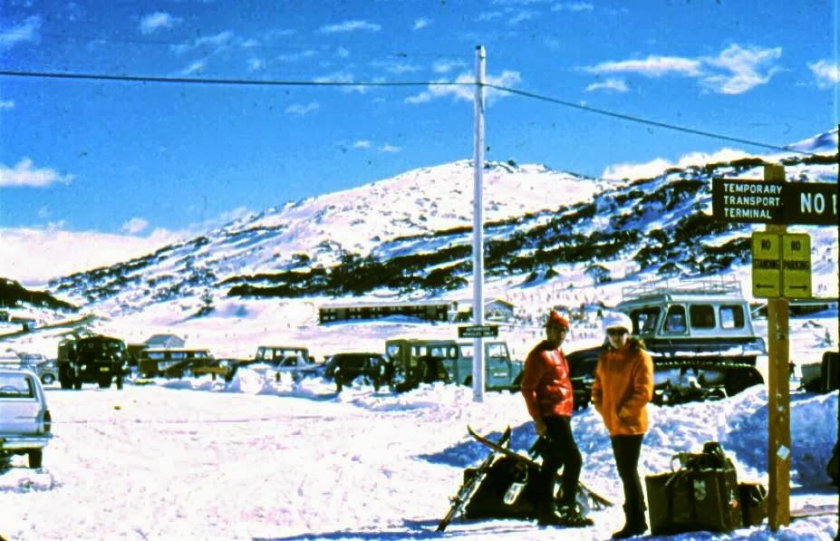 Australian alpine oversnow equipment snow trac