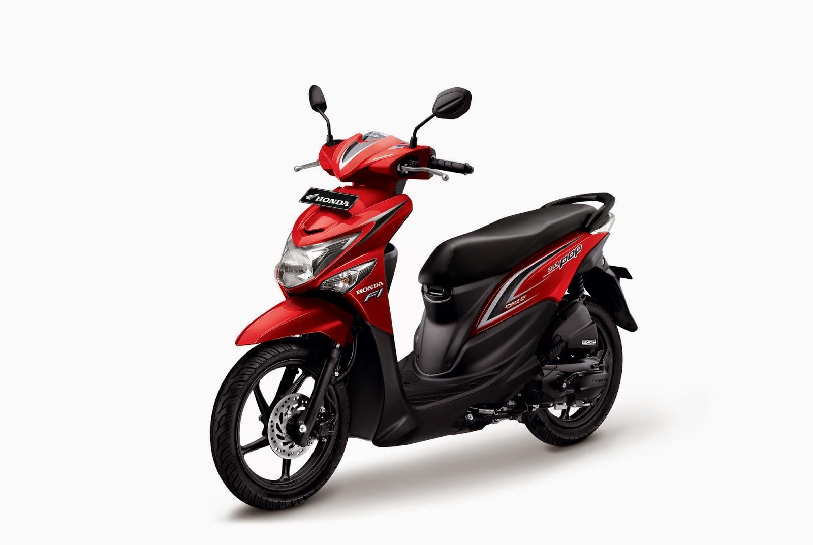 Harga Motor Honda BeAT POP eSP Terbaru
