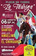 El Chihuahua anunciado en Huamantla, el 06/08,