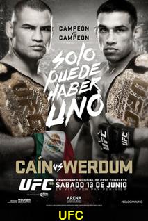 Assistir UFC 188: Velasquez vs. Werdum