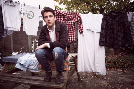 Jamie T Carry On The Grudge UK tour