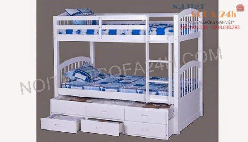 Giường tầng GT005