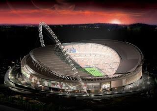 Sejarah Berdiri Stadion Wembley, Inggris
