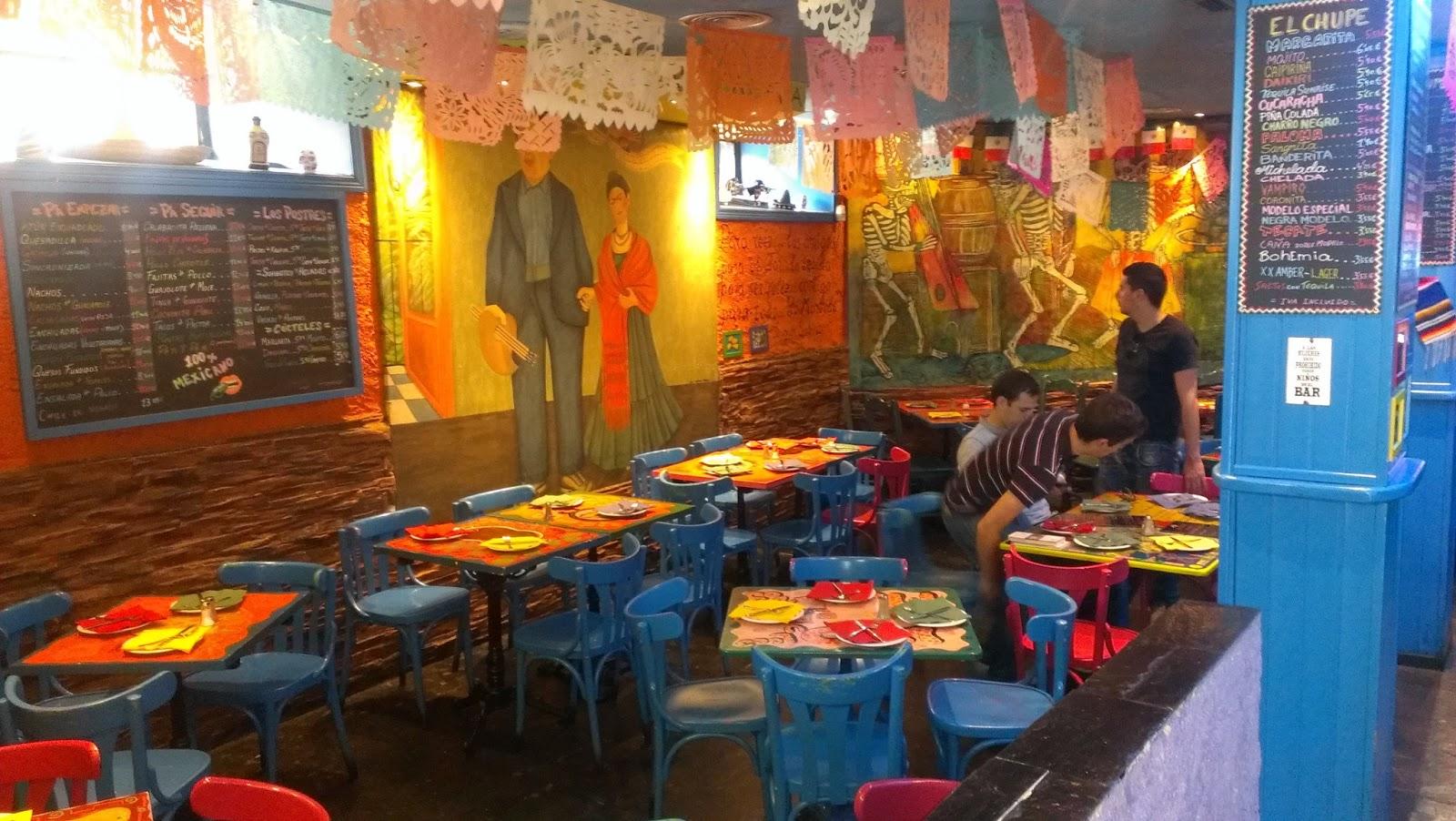 Restaurante La Mordida Hecho En La Latina