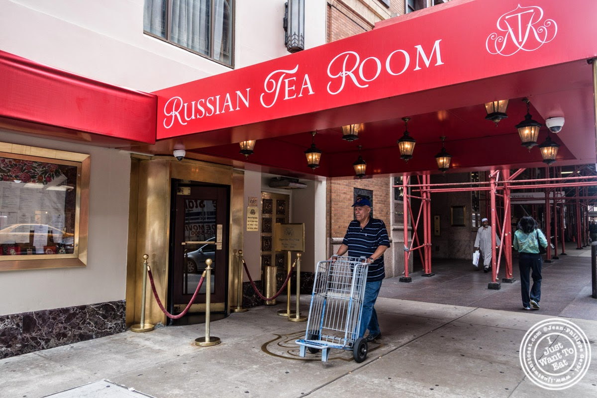 Russian Tea Room Restaurant Week Summer