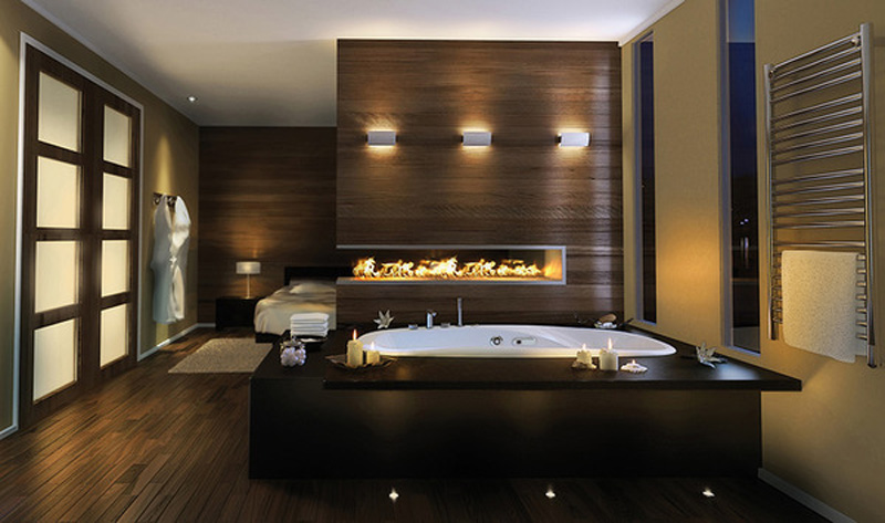 13 luxury bathroom designs icreatived for Exclusive bathroom designs