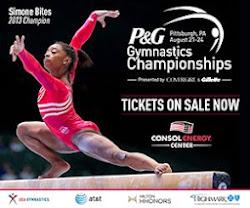 P&G Gymnastic Championships