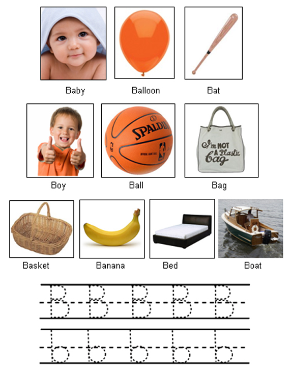Objects Starting with Letter B http://pinoy-students.blogspot.com/2012/09/picture-of-objects-starting-with-letter_2.html