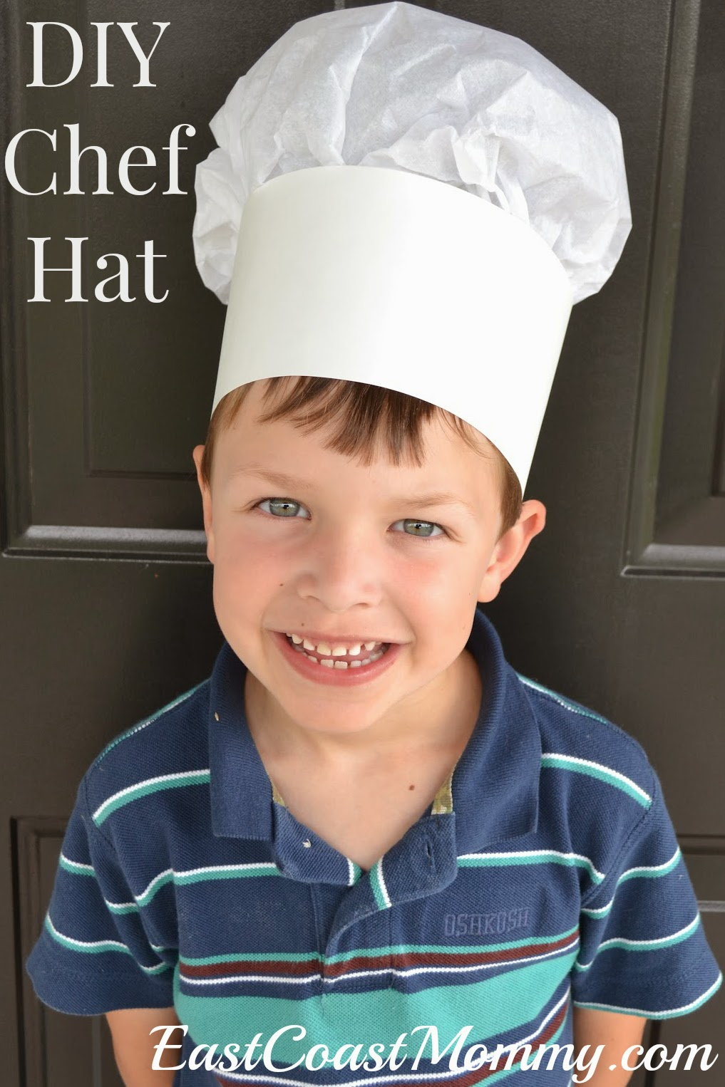 east coast mommy cooking with kids chef hats
