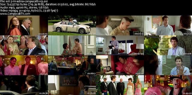Ese Es Mi Hijo DVDRip Español Latino Película 2012