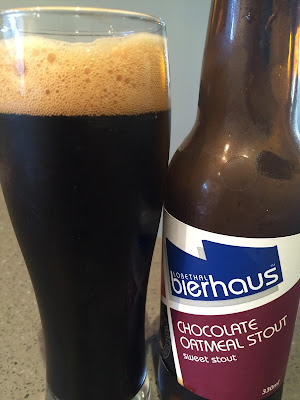 Bierhouse Chocolate Oatmeal Stout, Lobethal, Adelaide, Beer, Craft Beer