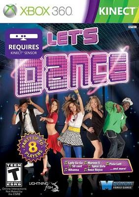 Download Lets Dance - XBOX 360 Game - Upafile/Billionuploads/Putlocker/Rapidshare/Jumbofiles/More Link