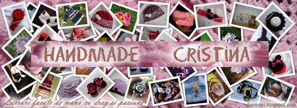 Handmade Cristina