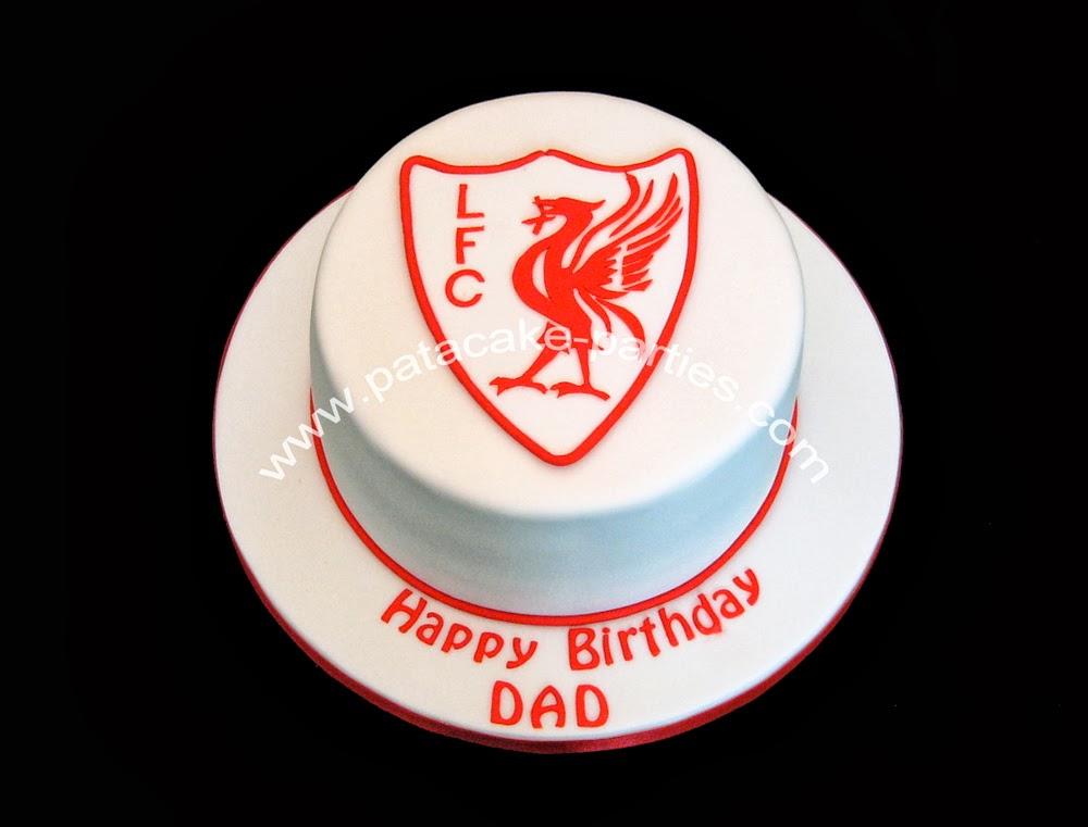 Liverpool Football Cake Ideas