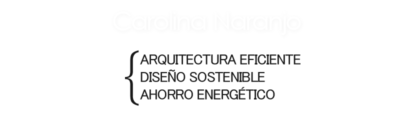 Carolina Naranjo | Arquitecto en Las Palmas