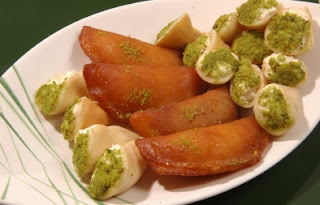 Ramadan desserts recipes 2012 arabic food recipes the arabic food kitchen invites you to try our best collection of ramadan dessert recipes for 2012 forumfinder Images