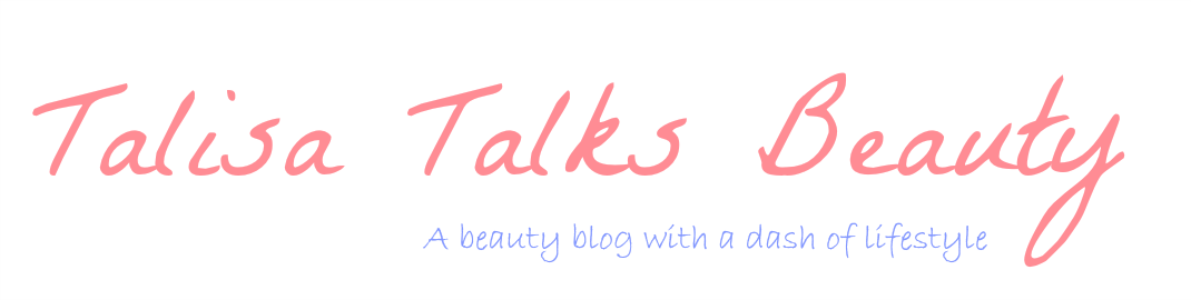 Talisa Talks Beauty