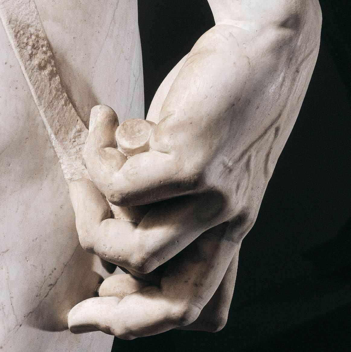 davids hands