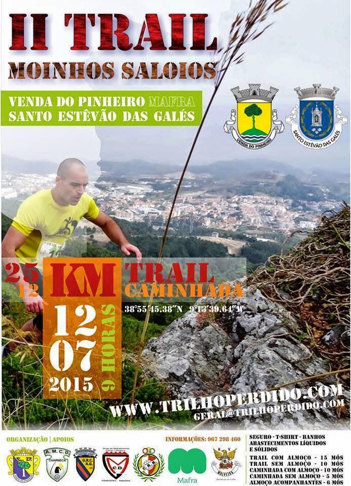 2º Trail Moinhos Saloios