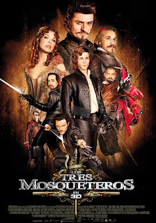 Ver online: Los tres mosqueteros (The Three Musketeers) 2011