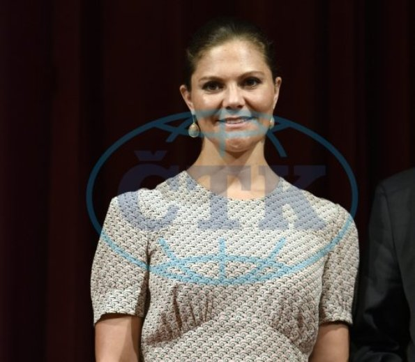 Crown Princess Victoria Presented The Export Hermes Award