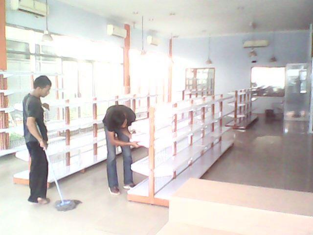 Jual Rak Minimarket Murah - Bandung