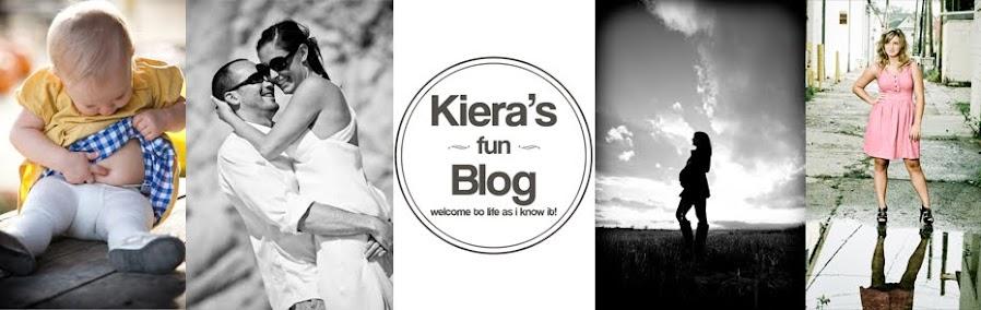 Kiera's Blog
