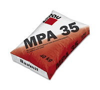 Tencuiala Mecanizata MPA 35 Baumit, Pret, Livrare Gratuita, Tencuiala Mecanizata Var-Ciment, Tencuiala Mecanizata Exterior