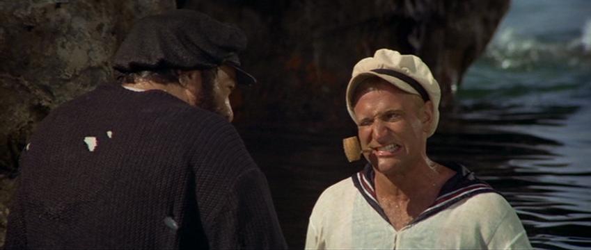 Keaton On Films Popeye