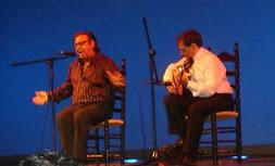 Gala I Certamen, Actuación Flamenca.