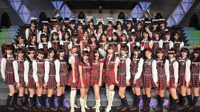 AKB48 Wallpaper HD 8