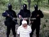 VÍDEO Zetas interrogan y decapitan a un miembro del Cartel del Golfo