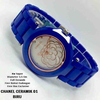 jam tangan wanita murah meriah Chanel Ceramik 01