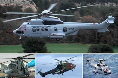 Eurocopter EC725