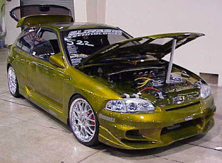 Honda Civic Si HB The Fast and the Furious