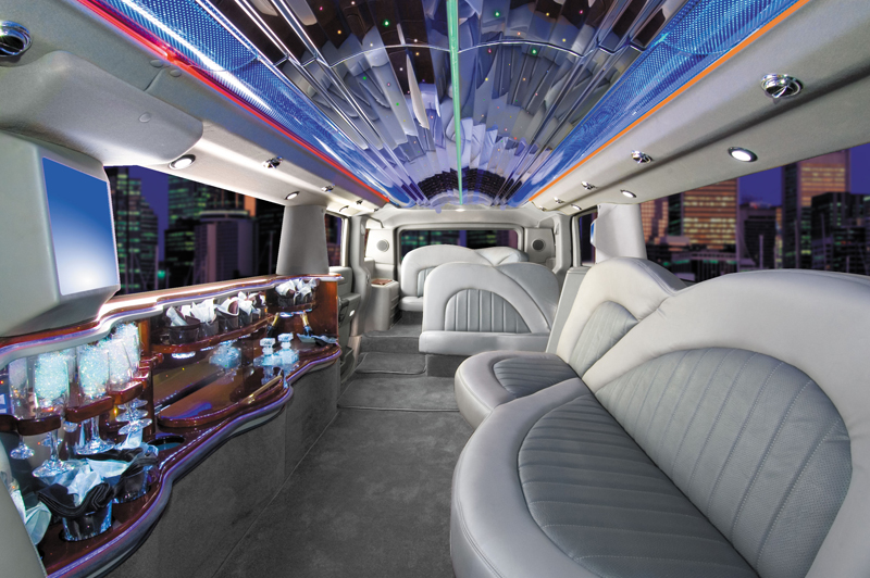 Hummer Limousine Autosmr