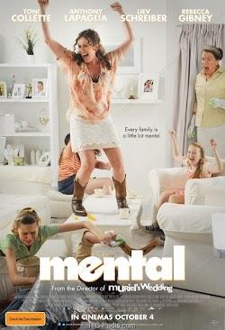 Tâm Thần - Mental (2012) Poster