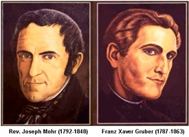 Joseph Mohr and Franz Gruber