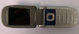 Nokia 2760 for T-Mobile in FCC