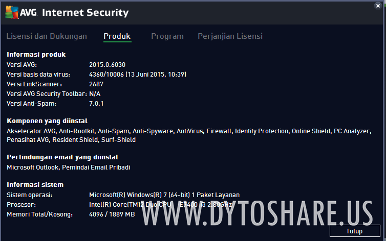how to download avg free 2015