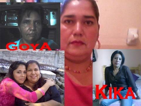 Fotos de Caballeros Templarios y colaboradores... Kika+y+goa