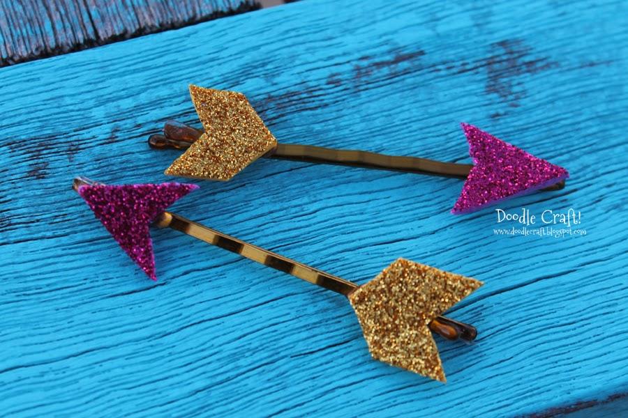http://www.doodlecraftblog.com/2014/02/glitter-cupids-arrow-bobby-pins.html