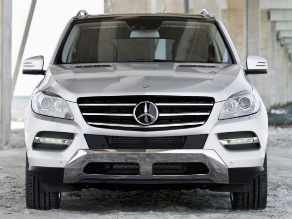 All new luxury car 2012 new mercedes benz m class for New mercedes benz m class